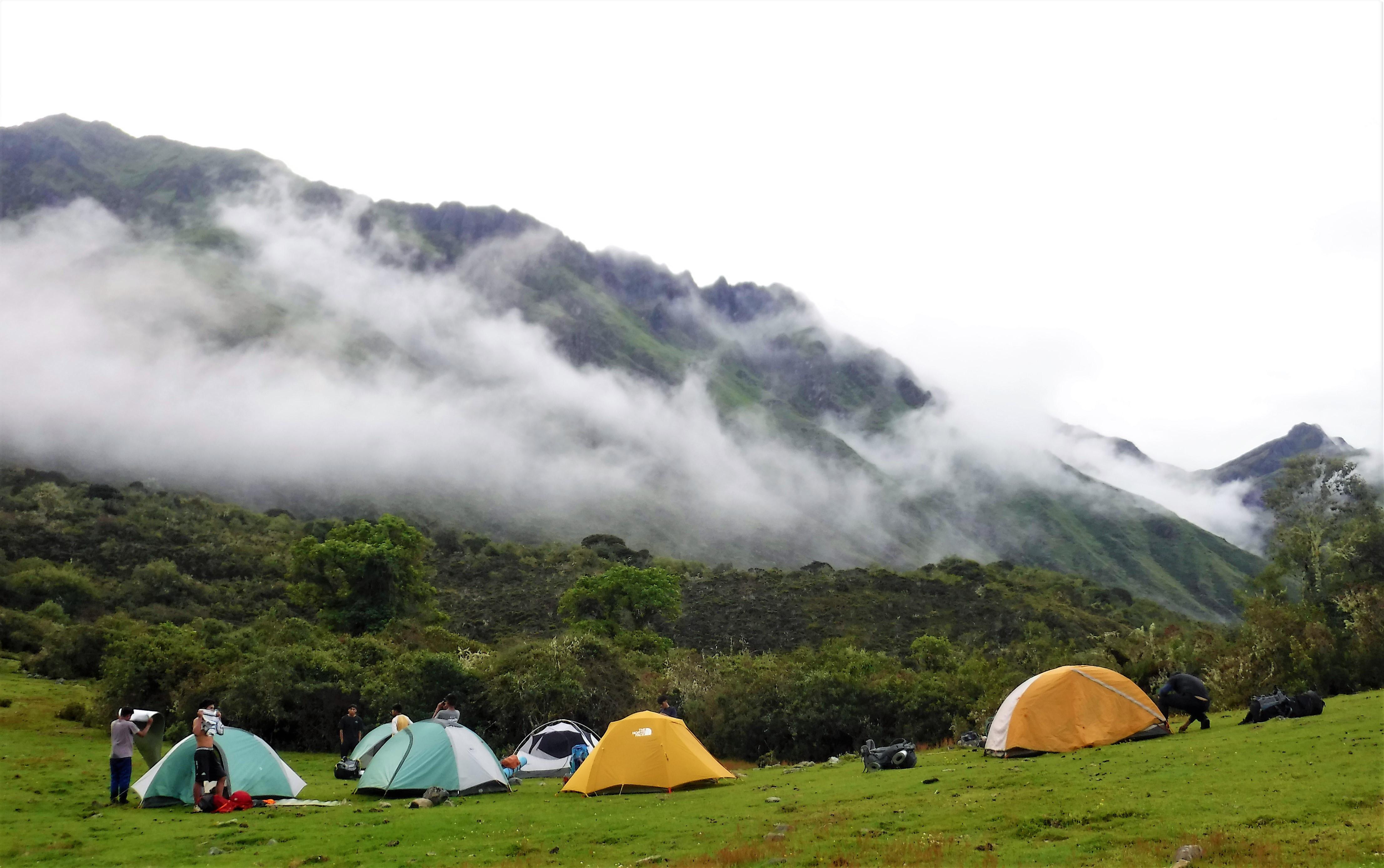 Incachaca Cloud Forest