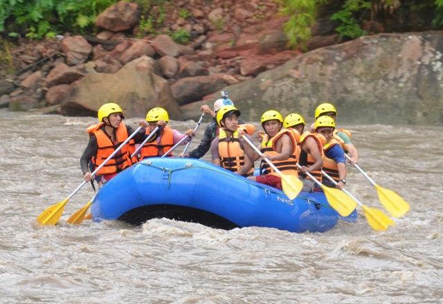 Rafting: Amazon Basin