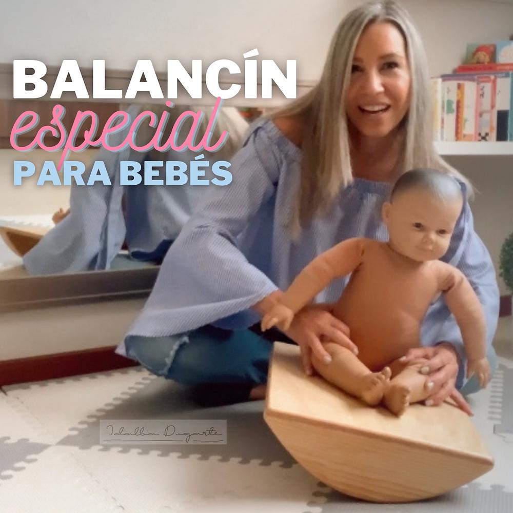 Balancín Idalba Dugarte Neurodesarrollo bebés
