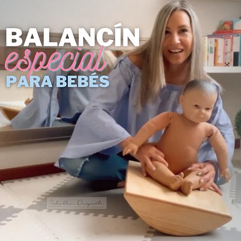Balancín para bebés