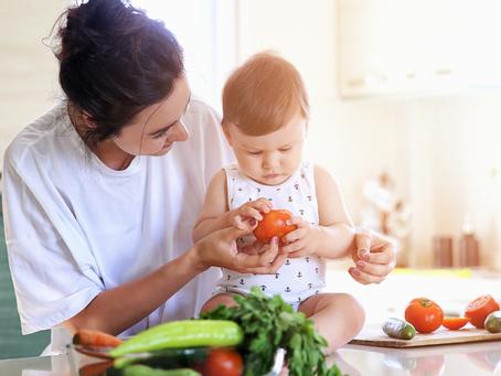 ¿Cómo influye la alimentación en el neurodesarrollo de los niños?