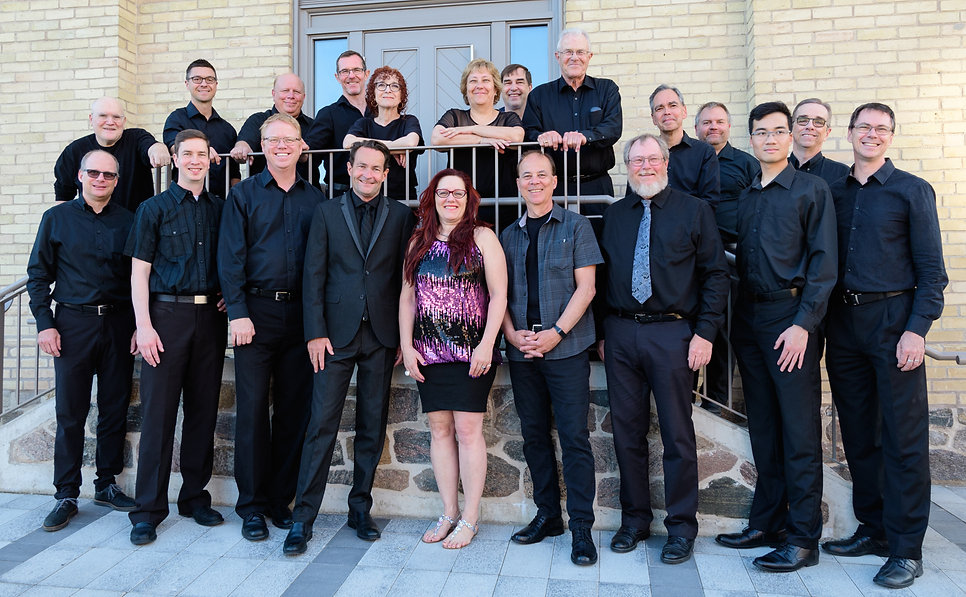 Borealis Big Band June 22-2019 serious p
