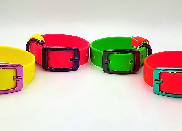 Waterproof Webbing Puppy Collar
