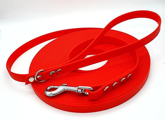 Biothane® Long Line Leash - with handle