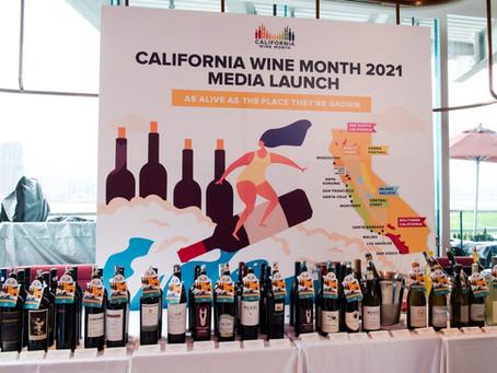 California Wine Month returns to Hong Kong