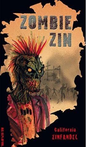 Zombie Zin Wine