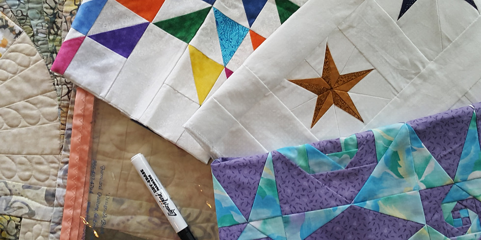 Drawing Your Own Best Quilting Design