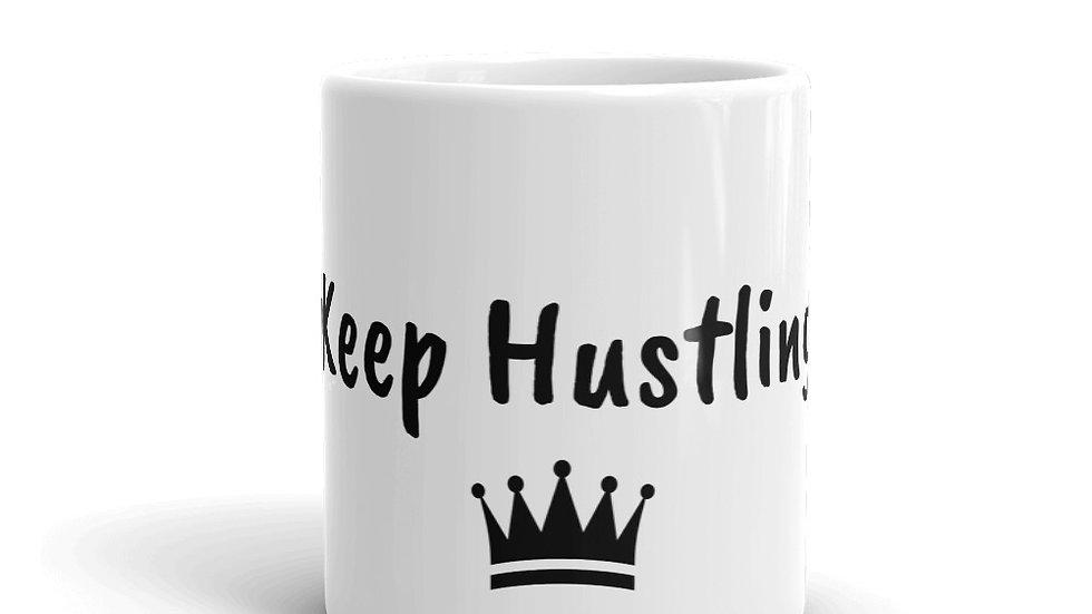Keep Hustling Mug