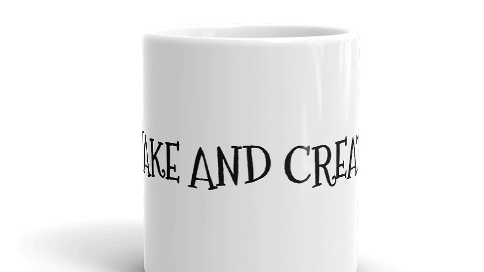 Wake And Create Mug