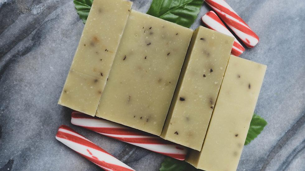 Peppermint Leaf Soap