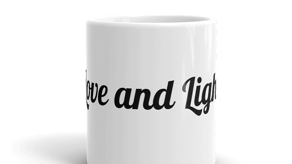 Love and Light Mug