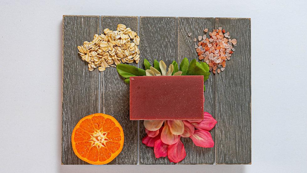 Blood Orange Bergamot Soap