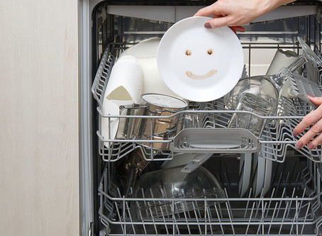 How to Clean a Stinky Dishwasher