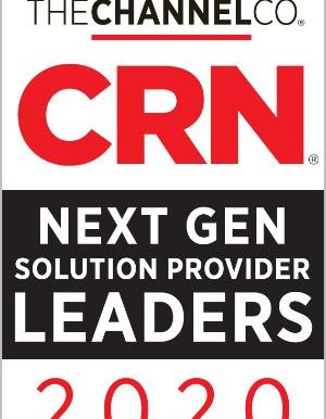 CRN NEXT-GEN SOLUTION PROVIDER LEADERS 2020