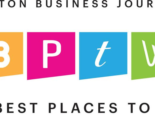 Boston Business Journal Names CE Tech a 2021 Best Places to Work