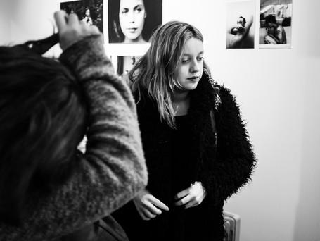 "Inauguration de l'exposition ""Variation"" de Charlotte Romer"