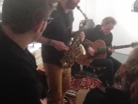 Concert Guillaume Laurent & Olivier Hue