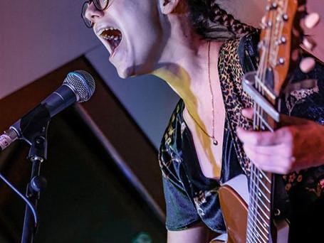Le concert de TriiNU à la Plateforme6Bis