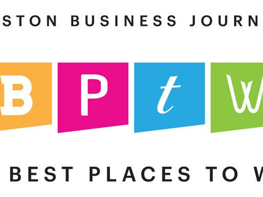 """CE TECH HONORED AS 2020 """"BEST PLACES TO WORK IN MASSACHUSETTS"""""""
