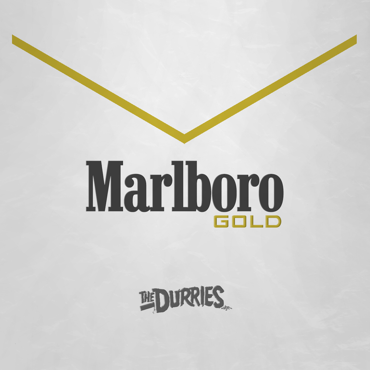 The Durries - Marlboro Gold