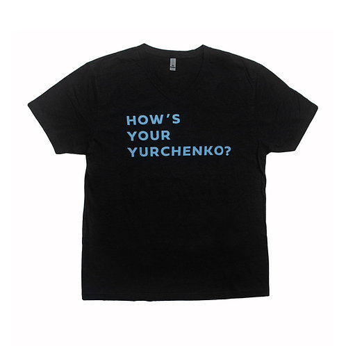 How's Your Yurchenko Tee