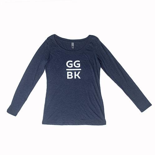 GG | BK Women's Long Sleeve