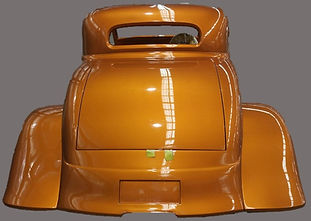 1933 FORD COUPE - XL FENDER