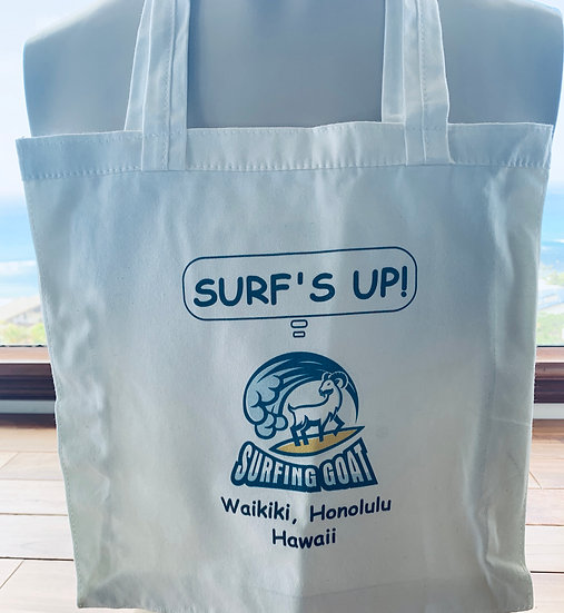 Large Surf's Up Tote Bag