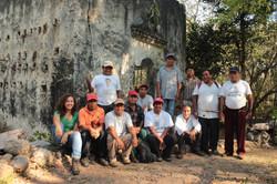 Team at Ex-Hacienda