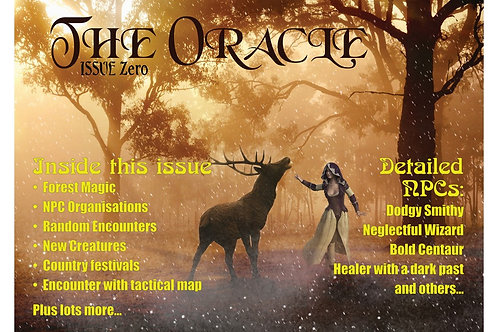 The Oracle 00 - Forest