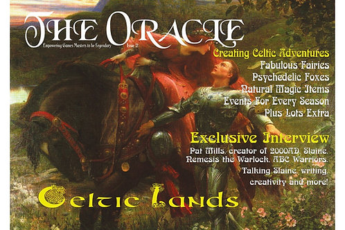 The Oracle 12 - Celtic Lands