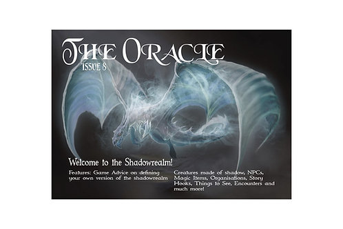 The Oracle 08 -Shadowrealm