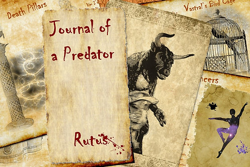 Journal of a Predator - Traps