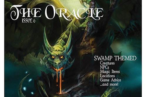 The Oracle 06 -Swamp