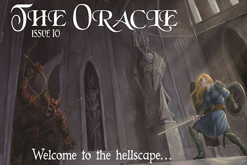The Oracle 10 - Hellscape