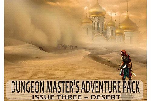 Dungeon Master's Adventure Pack 03 - Desert