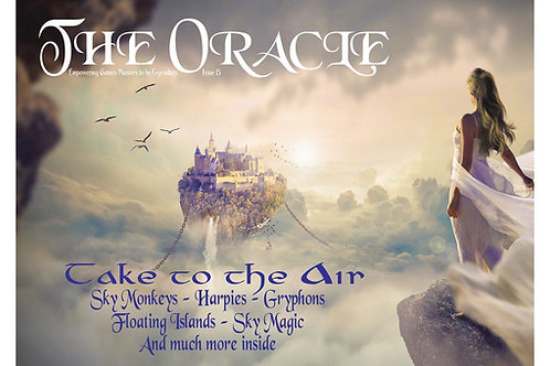 The Oracle 13 - Sky Islands