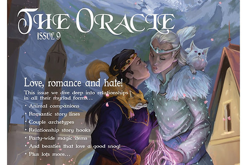 The Oracle RPG Magazine Digital Subscription