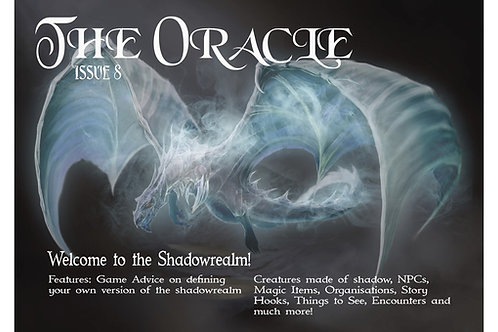 The Oracle 08 - Shadowrealm