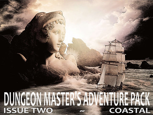 Dungeon Master's Adventure Pack 02 - Coastal