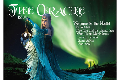 The Oracle 07 -Tundra