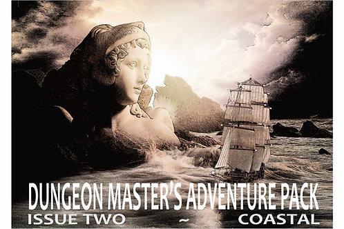 Dungeon Master's Adventure Pack 02 - Coastal