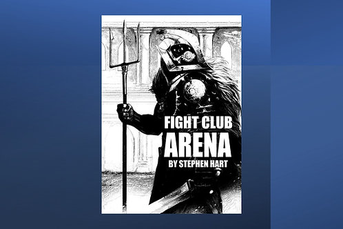 Fight Club: Arena - Character and Combat Sheets