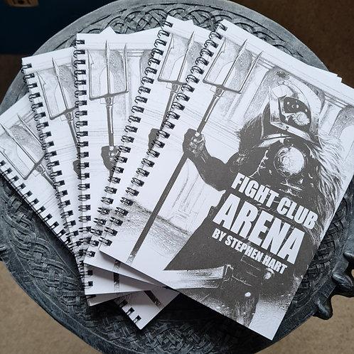 Fight Club: Arena - Gamebook (Printed)