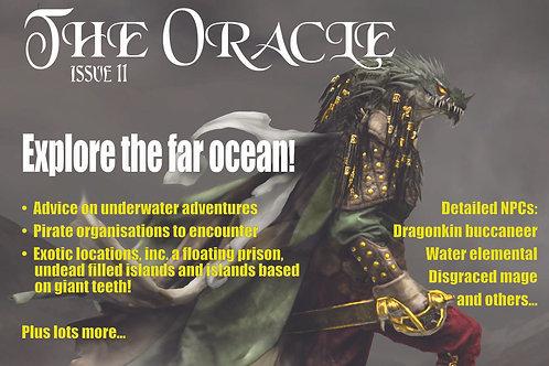The Oracle 11 - Far Ocean