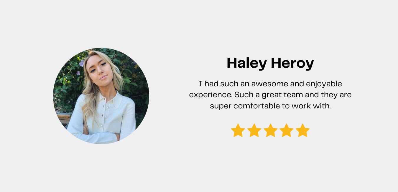 Haley H.