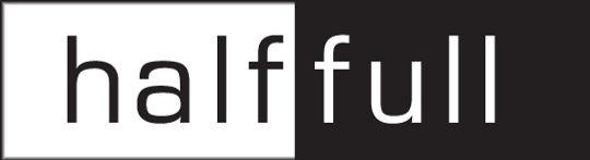 half full logo