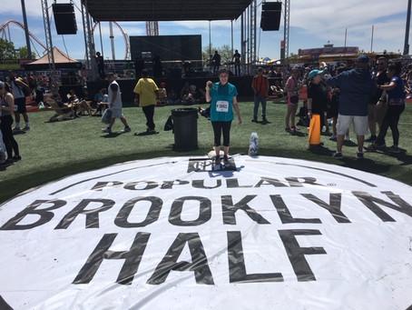 I Ran a Half Marathon