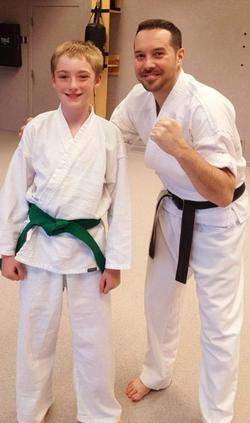Brown's School of Martial Arts North Liberty Karate
