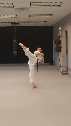Brown's School of Martial Arts, North Li